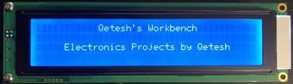 Qetesh's Workbench